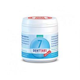 Denttabs Přírodní zubní pasta v tabletách s fluoridem 125ks