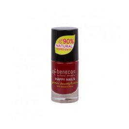 Benecos Lak na nehty - cherry red 5ml