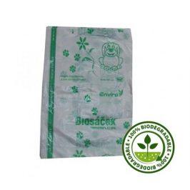 HBABio Kompostovatelné sáčky na psí exkrementy (50ks)
