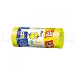 Fino Pytle na plast z recyklovaného plastu 35l (20ks)