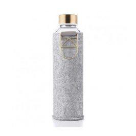 Equa Skleněná láhev Mismatch Gold 750ml + plstěný obal