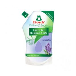Frosch Tekuté mýdlo - náhradní náplň Levandule 500ml