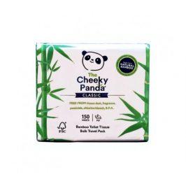 Cheeky Panda cestovní balení toaletního papíru 150 útržků