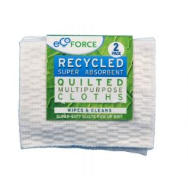 EKO kuchyňské tkané hadříky 2ks EcoForce