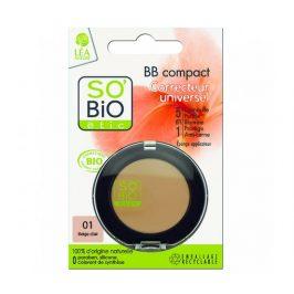 BIO BB korektor 01 béžová světlá 3,8g SO´BIO