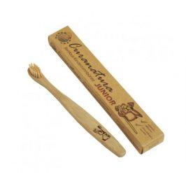 Dětský bambusový zubní kartáček Junior, Curanatura