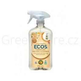 Čistič nábytku pomeranč a olivy 500ml Earth Friendly