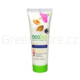 Balance Noční krém Bio Meruňkový olej & Ibišek 50ml Neobio