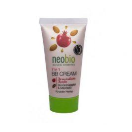 Neobio BB Krém 7v1 Bio Granátové jablko & Mandlový olej 30ml