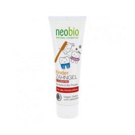 Dětská zubní pasta Bio Jablko & Papája 50ml Neobio
