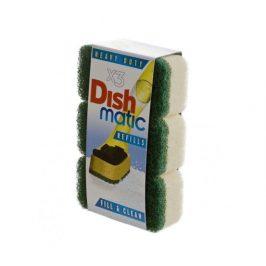 Náhradní houbičky Heavy Duty 3ks pro Dishmatic EcoForce