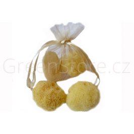 2x Menstruační mořská houba Intim 4-5cm - pro ženy Caribbean Sun