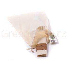 Plátěný sáček z biobavlny – malý 30x20cm Tierra Organica
