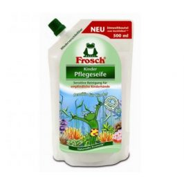 Frosch Tekuté mýdlo pro děti - náhradní náplň 500ml