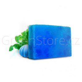 Přírodní mýdlo s výtažkem z mořské řasy 100g Hristina
