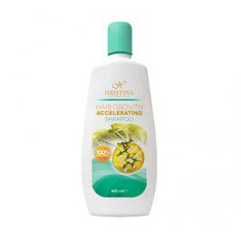 Přírodní šampon na podporu růstu vlasů 400ml Hristina