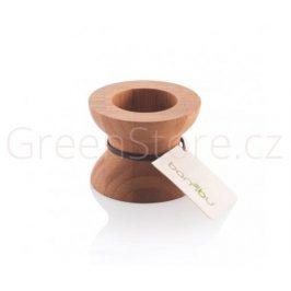 Bambusový svícen na čajovou i dlouhou svíčku Bambu