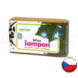Přírodní březový šampon 110g Naturinka