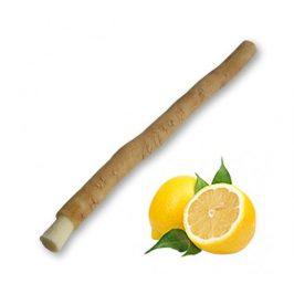 Přírodní zubní kartáček Siwak, Miswak - citron