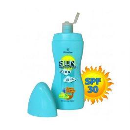 Přírodní opalovací mléko hydratační pro děti 30 SPF 200ml Hristina