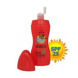 Přírodní opalovací mléko hydratační 25 SPF 200ml Hristina