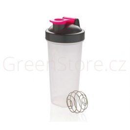 Loooqs Sportovní shaker 800ml růžový