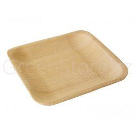 Palmový talíř čtvercový 25x25x2cm Areca (10ks)