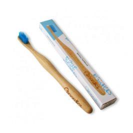 Nordics Bambusový zubní kartáček - modrý