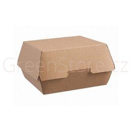 Papírová kraft krabička 14x13x7cm (250ks)