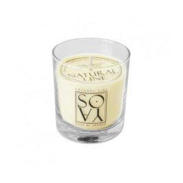 Svíčka ze sojového vosku 200ml - čisté prádlo Aromka