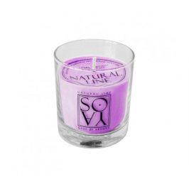 Svíčka ze sojového vosku 200ml - levandule Aromka