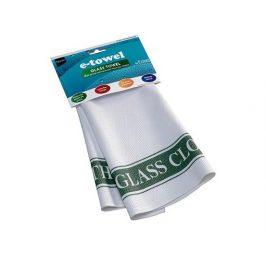 Utěrka na skleničky, sklo a porcelán E-cloth