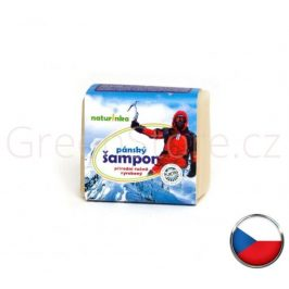 Přírodní pánský šampon 45g Naturinka