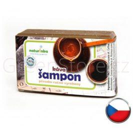 Přírodní kávový šampon 110g Naturinka