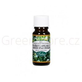 Esenciální olej Meduňka s citronelou 10ml Saloos
