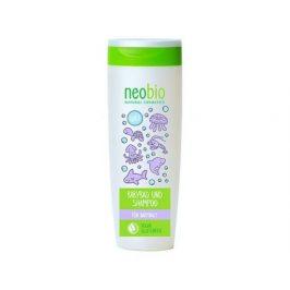 Šampon a pěna do koupele pro miminka Bio Aloe Vera & Měsíček 250ml Neobio