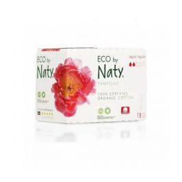 Tampony regular 18ks Naty Nature