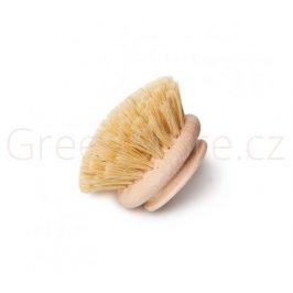 Náhradní hlavice pro dřevěný kartáč na nádobí Tierra Verde