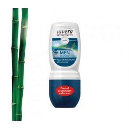 Lavera Roll-on pro muže Bambus & Citronová tráva 50ml BIO