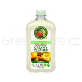 Krémový čistič - písek Citron 500ml Earth Friendly