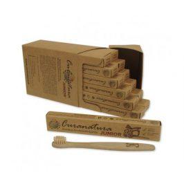 Dětské zubní kartáčky Curanatura Junior - 12ks