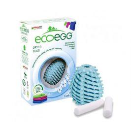 EcoEgg Vajíčko do sušičky prádla Svěží bavlna 2ks + 4 náplně