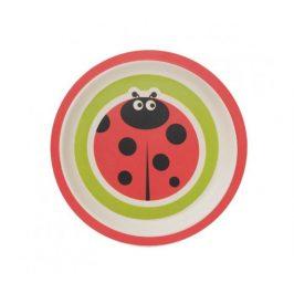 Zopa Bambusový talířek - beruška