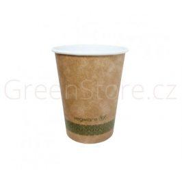 Kelímek nápojový hnědý 350ml z celulózy (50ks)