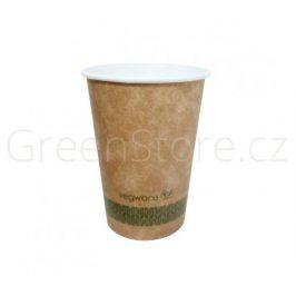 Kelímek nápojový hnědý 460ml z celulózy (50ks)