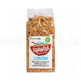 Granola - Křupavé müsli s kokosem 350g BIO Country Life