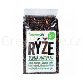 Rýže černá natural 500g BIO Country Life