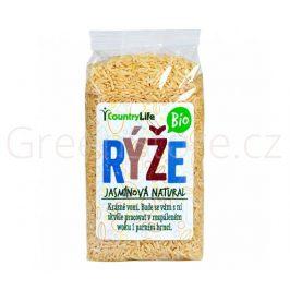 Rýže jasmínová natural 500g BIO Country Life