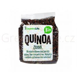 Quinoa černá 250g BIO Country Life