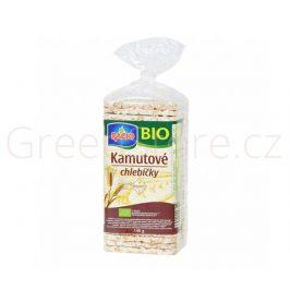 Chlebíčky kamutové 140g BIO RACIO